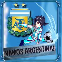 阿根廷之球来足挡